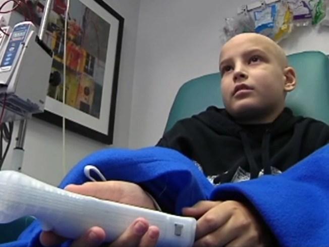 Snuggies Warm Up Chemo Ward