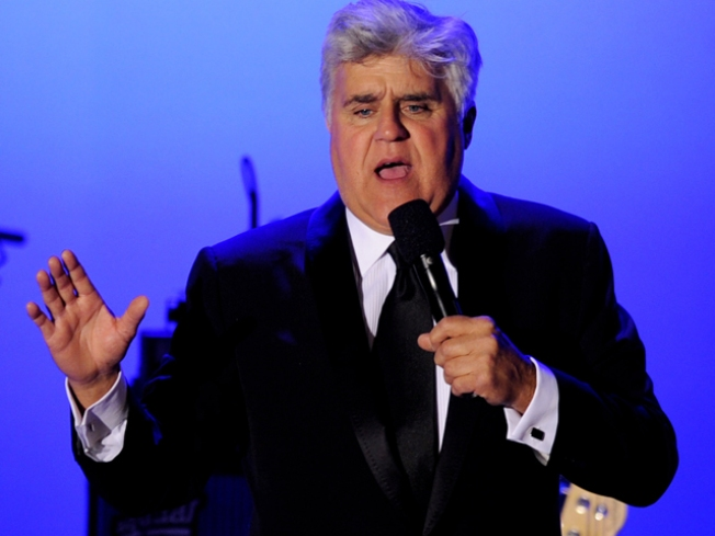 Jay Leno LIVE at the Majestic Theatre