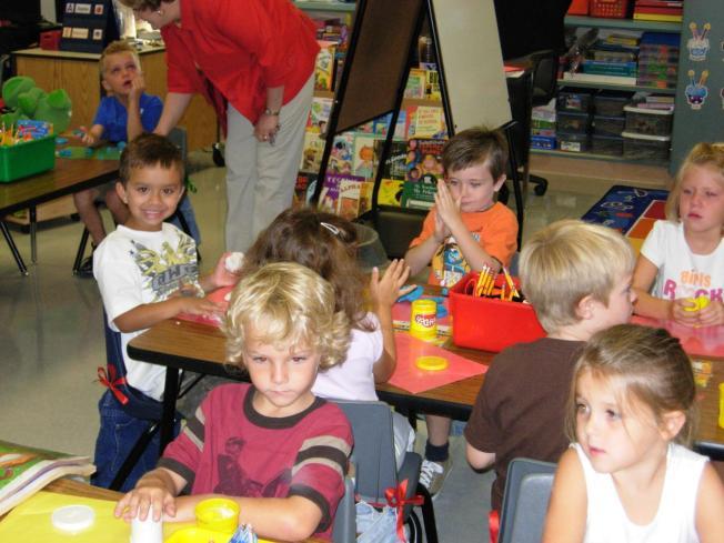 """""""Redshirting"""" Kids in Kindergarten Has Advantages"""