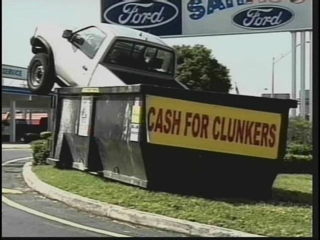 """Cash for Clunkers"" Deadline Extended"