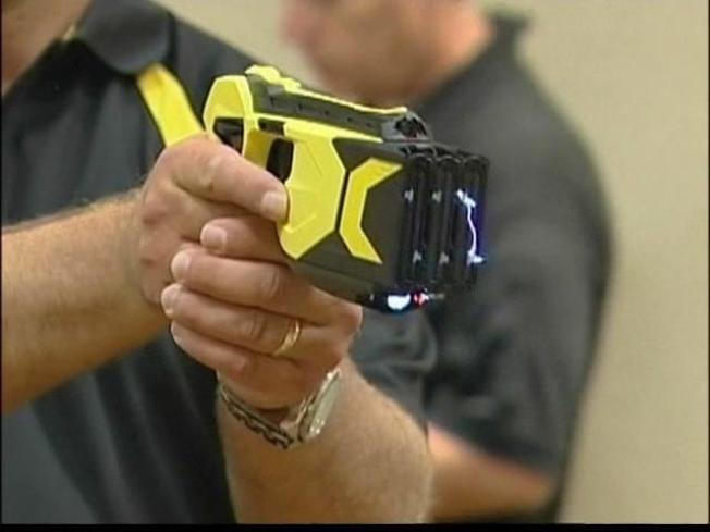 Arlington Police Chief Pushes for 300 More Stun Guns