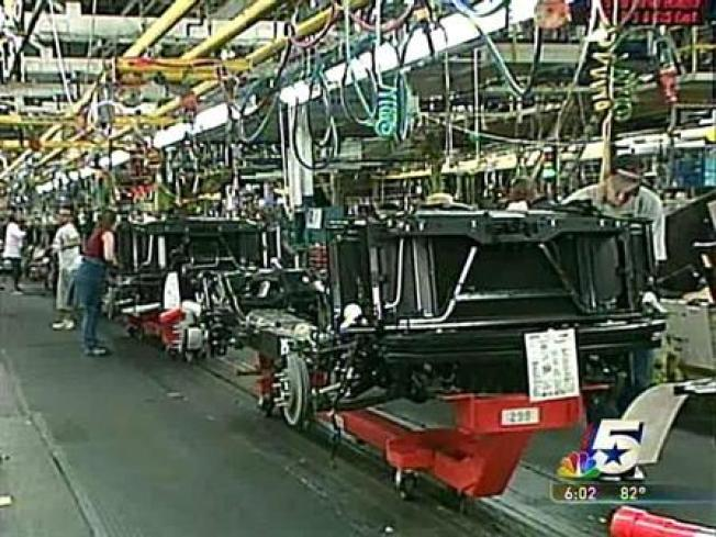 Arlington GM Plant Workers Get Overtime