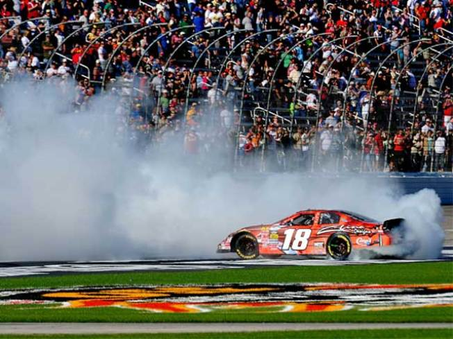 NASCAR Docks Kyle Busch 25 Nationwide Points