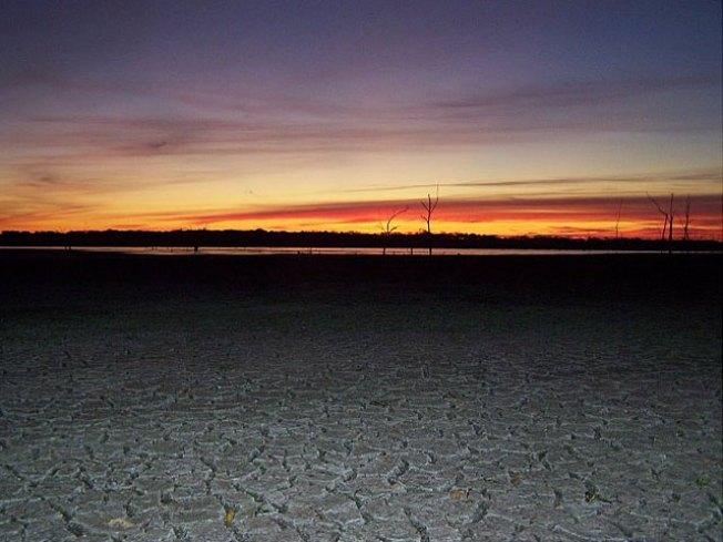 Lack of Rain Across North Texas