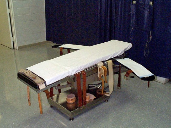 Convicted Cop-Killer is Texas' First Execution of 2010