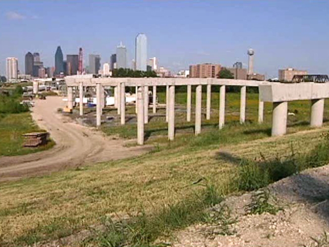 Dallas Skyline About to Get Dramatic Addition