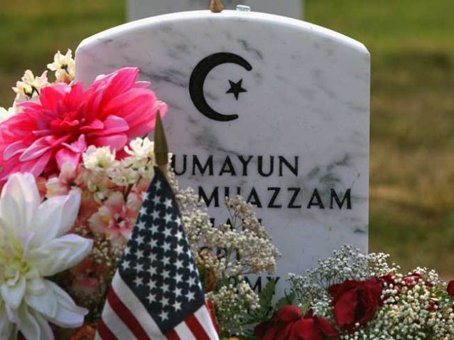 Muslims in the Military