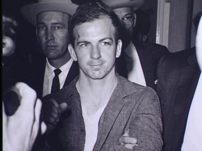 Irving Purchases House Where Oswald Stored Rifle
