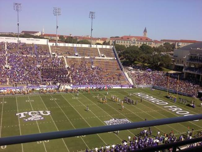 TCU Grandstand to be Imploded Next Month