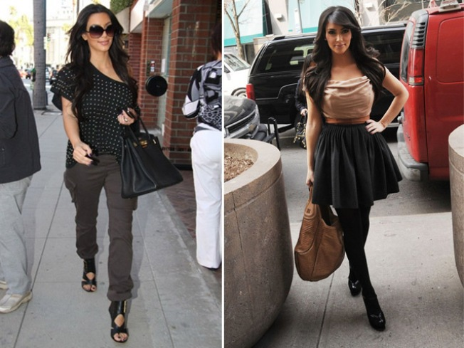Keep Up With Kim Kardashian's Signature Style in DFW