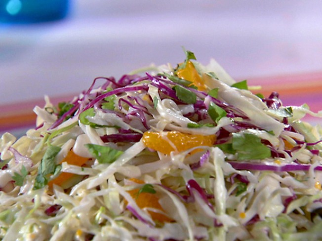 Glass Cactus Grilled Chayote Jicama Slaw