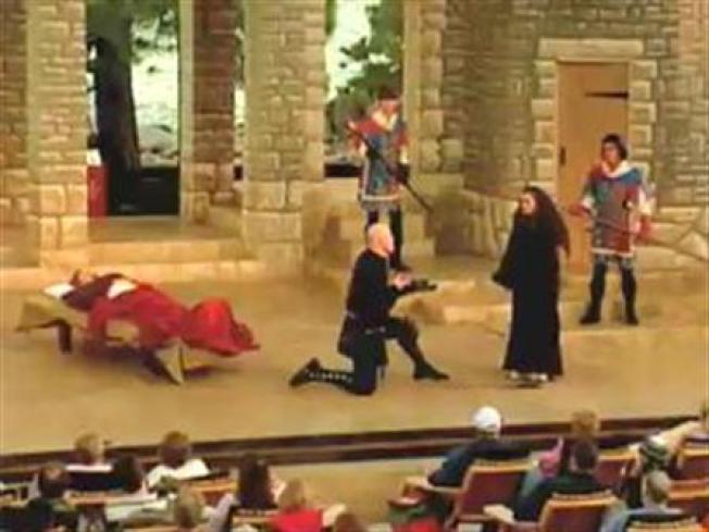 Shakespeare Dallas Dismisses Bard