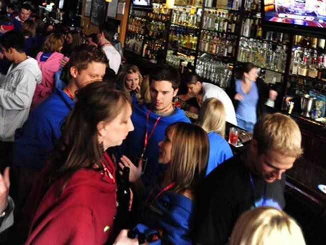 Snuggie Pub Crawl