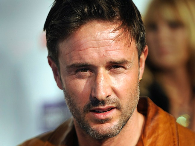 David Arquette Says He's Having a Nervous Breakdown