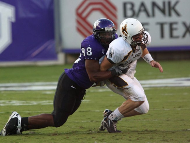 Horned Frog Selected to Sports Illustrated All-America Team