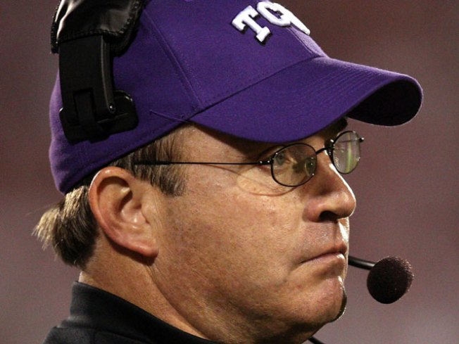 Lopsided Win for TCU Over Texas State