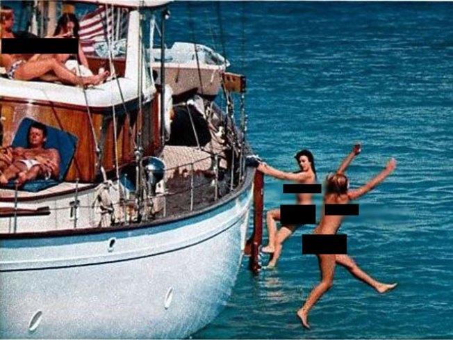 TMZ Duped by JFK Photo Hoax