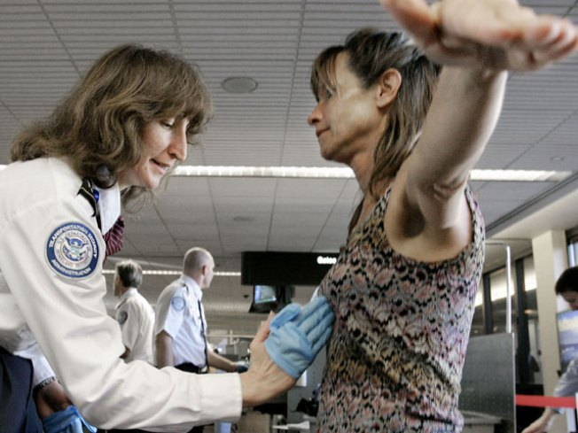 Searching for Humor in TSA Screenings