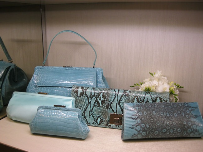 It's Good To Be In Tiffany's Blue