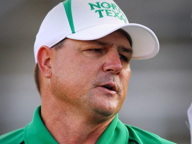 UNT Head Coach Todd Dodge Fired During Bye Week