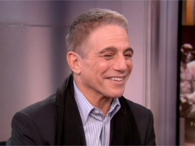 Who's the Boss? At a Philly High School, It's Tony Danza