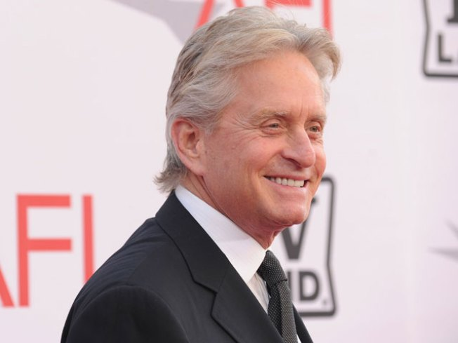 "Judge Dismisses ""Wall Street"" Lawsuit from Michael Douglas' Ex-Wife"