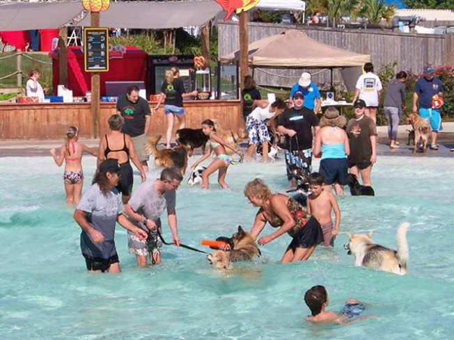 Water Park Becomes Holy Water Park