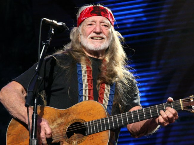"Willie Nelson's Name ""On the Road"" for First Time"