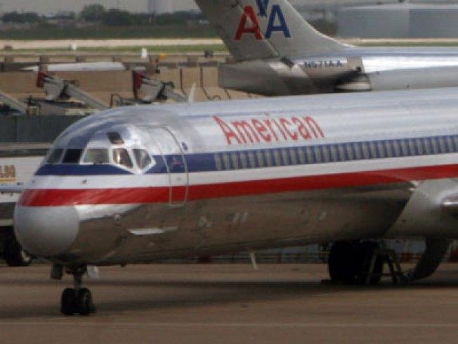 AA Flight Makes Emergency Landing in Arkansas