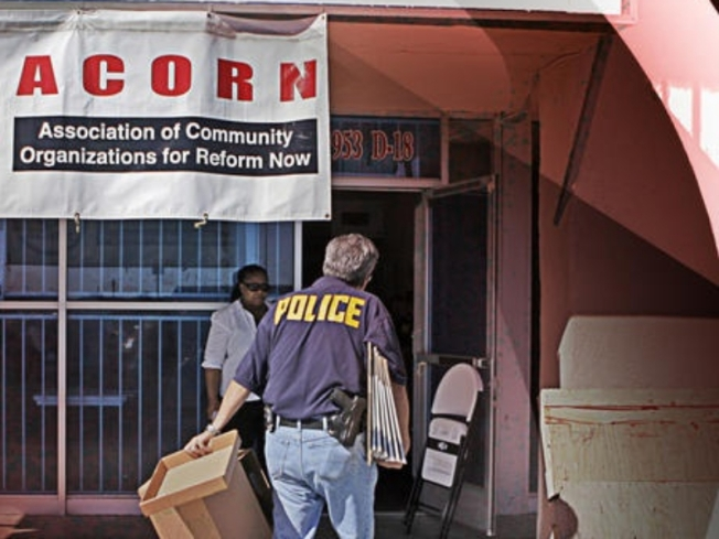 Congressman pushes FBI probe of ACORN