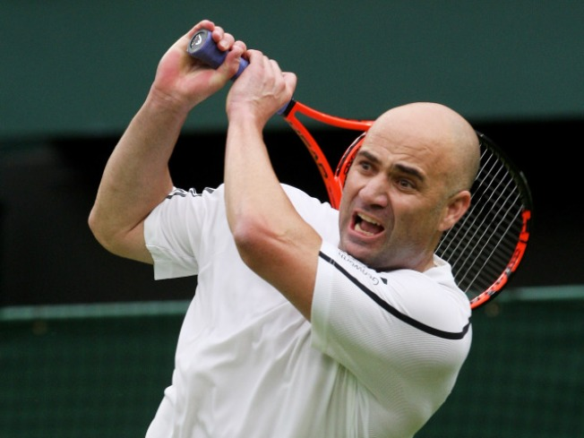 Andre Agassi Admits to Using Crystal Meth