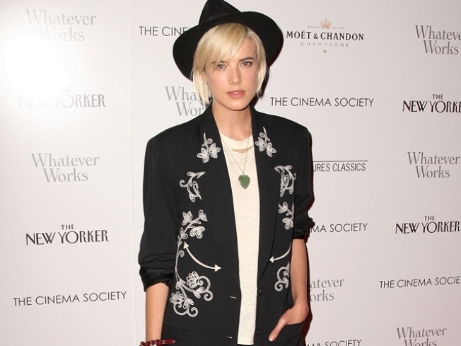 Role Model: Agyness Deyn