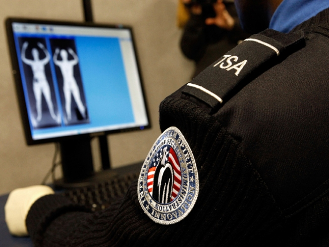 Full-Body Scanners Can Slow Trips Through Airport Security
