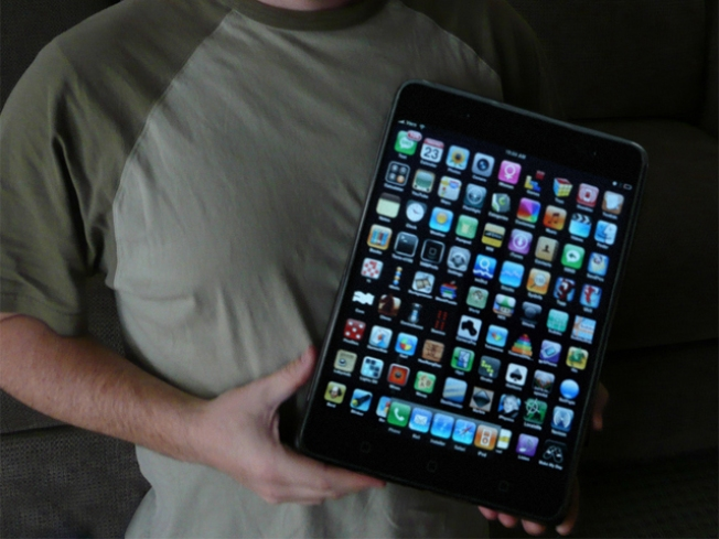 Apple Tablet Not Set in Stone Yet