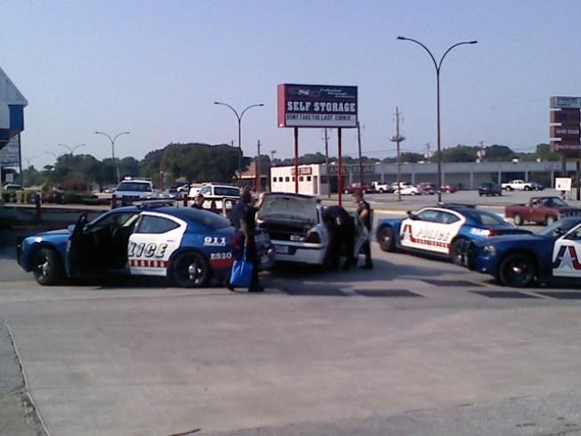Good Samaritans, Teller Help Nab Bank Robbery Suspect