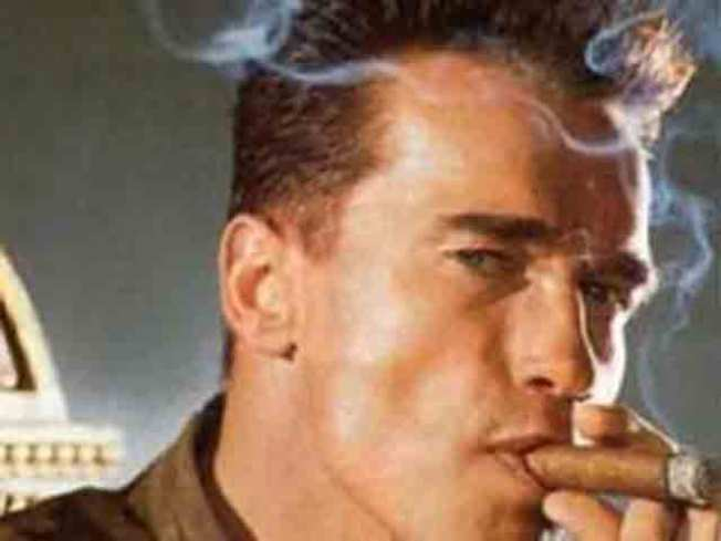 Cinematic Smoking Still Too Prevalent: Report