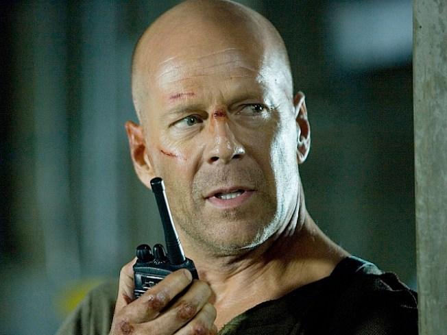 """Bruce Willis: """"Die Hard 5"""" Has """"Got to Go Worldwide"""""""