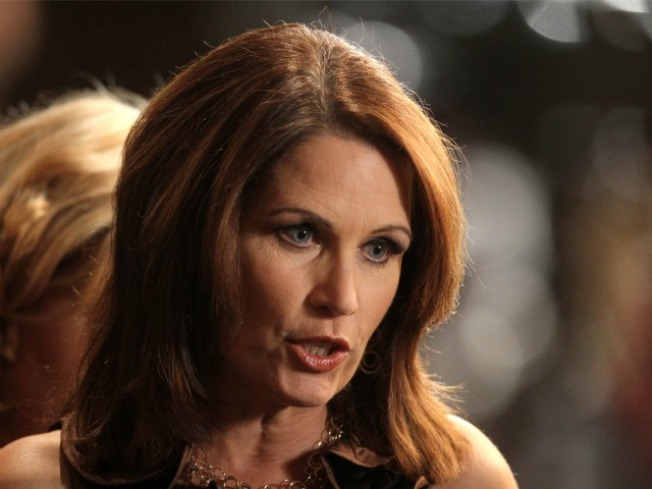 Rep. Bachmann Lands Post on Intelligence Committee