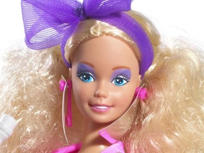 Barbie Gets Inked Up