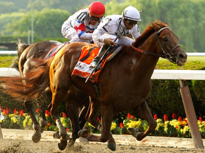 "Longshot Drosselmeyer Takes the ""Stakes"""