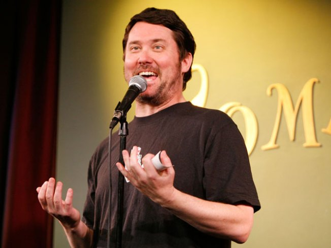 5/8-9: Doug Benson, CityArts, and Mom