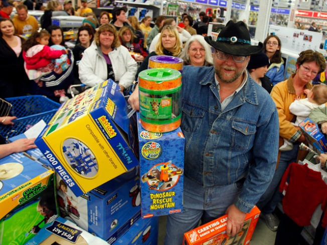 Charity Helps Families Celebrate the Holidays