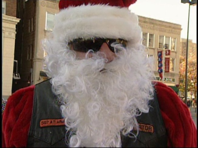 Big Texas Toy Run Splits in Two