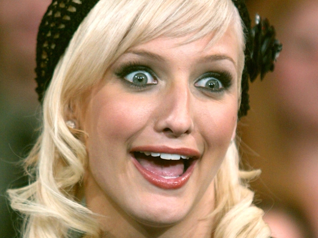 "Ashlee Simpson ""Frickin' Nailed""  Her Broadway Debut: Jess"
