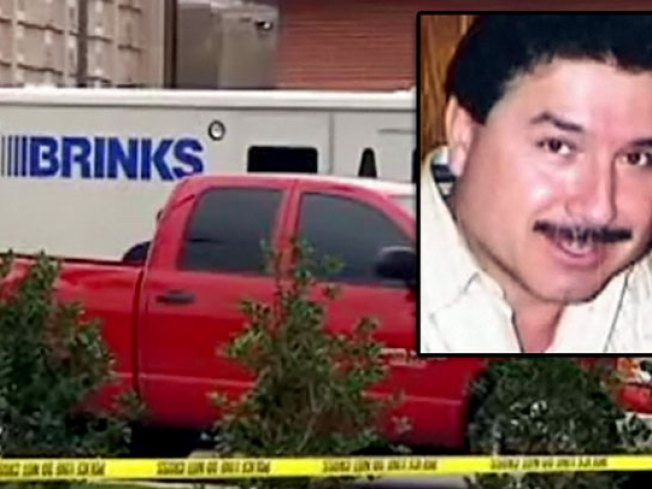 Man Charged in Brinks Guard Slaying