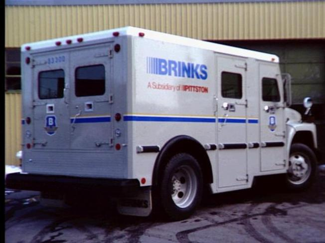 Police: Robbery Suspects May Have Slain Brinks Courier
