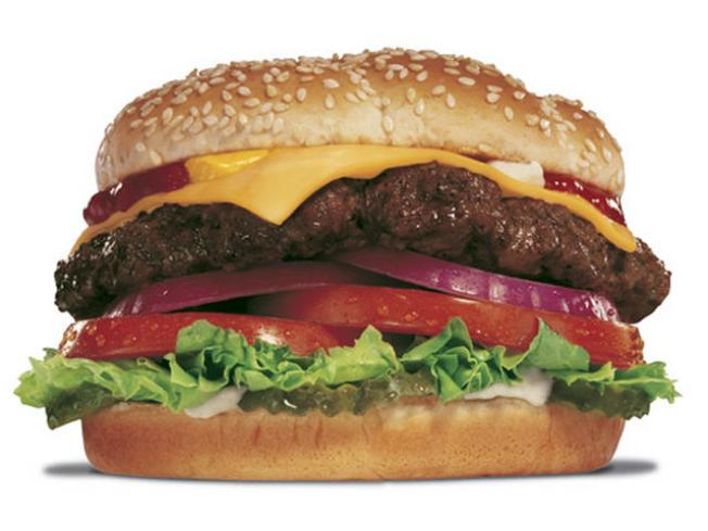 Broiling Mad: Man Assaults Girlfriend With Cheeseburger