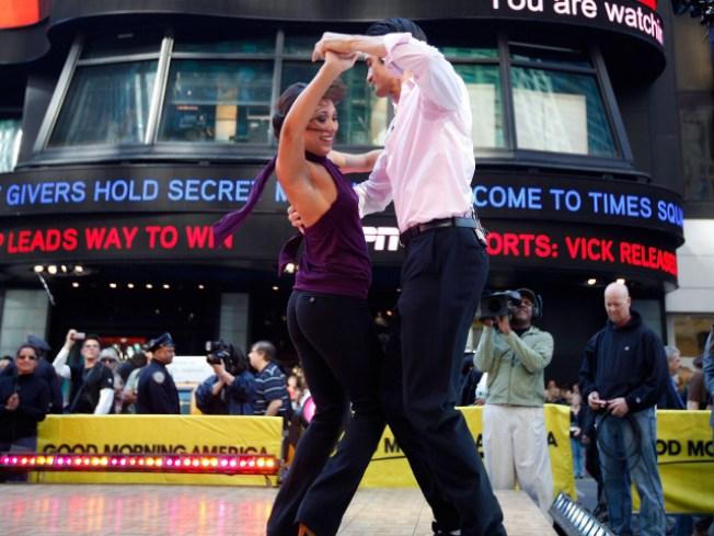 Scoop: Can Burke Keep DeLay 'Dancing'?
