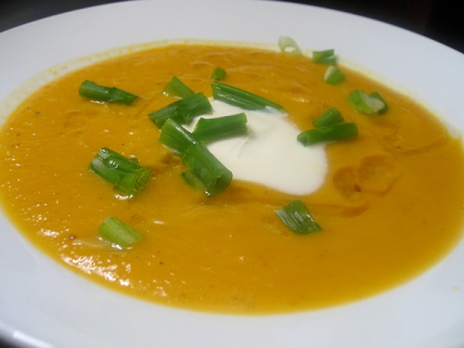 Hot Holiday Recipe: Butternut Squash And Fennel Soup