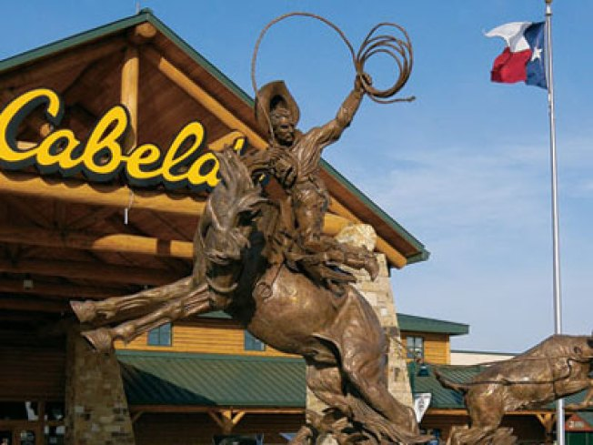 Cabela's Coming to Collin County